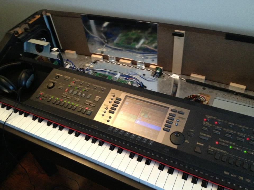 Yamaha Clavinova CVP 209 Digital Piano