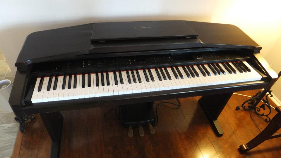 Yamaha Clavinova CVP 87a Digital Piano