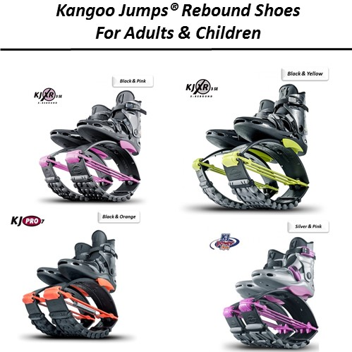 Kangoo Jumps Rebound Shoes