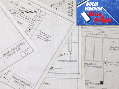 Ninjawarriorblueprintsninja warrior blueprints the original blueprints malvernweather Gallery