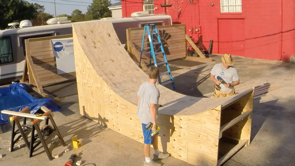 Warped Wall Gallery 3b