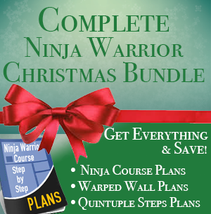Complete Ninja Warrior Christmas Bundle