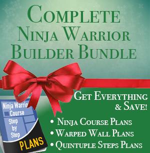 Complete Ninja Warrior Builder Bundle