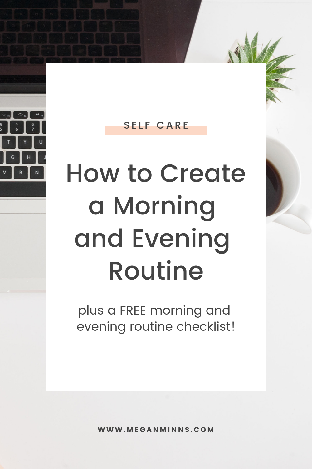 In this episode of The Productive Life, we're talking about how to create a morning and evening routine and stick to them! These routines are going to help you feel your best and be more productive during the day, too. LISTEN TO THE FULL EPISODE HERE ▶️ https://meganminns.com/blog/create-a-morning-and-evening-routine