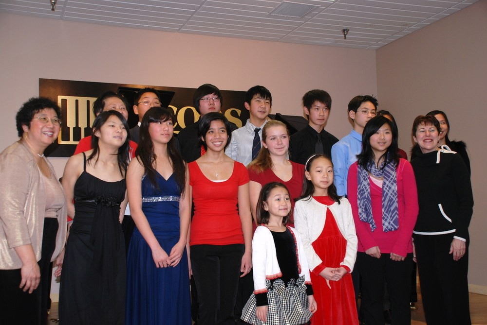 With all performers