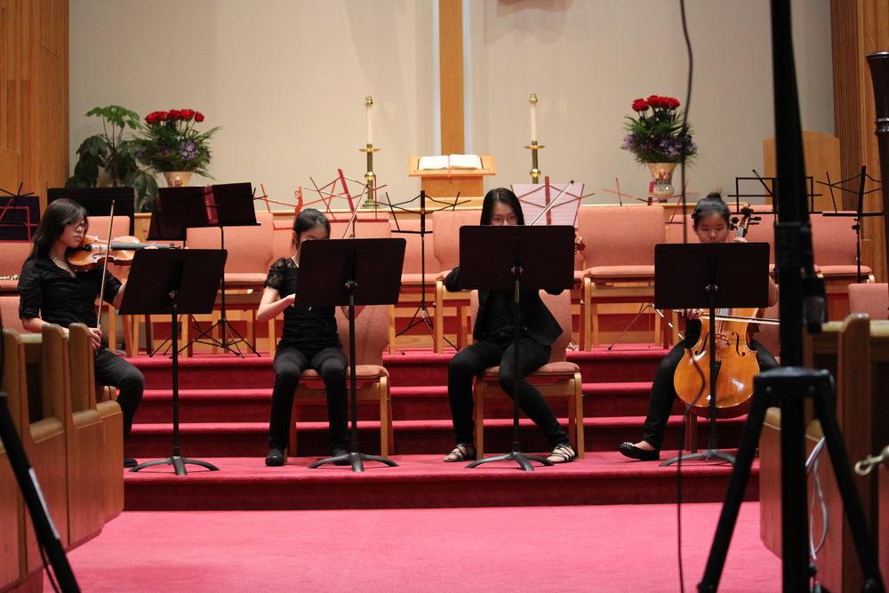 Haydn String Quartet