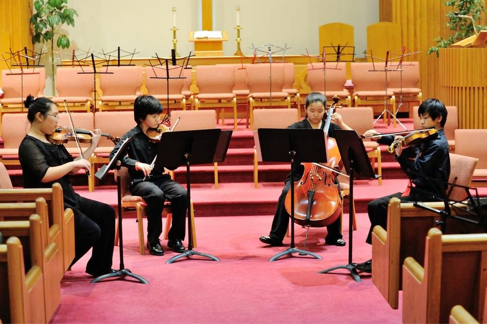 Dvorak String Quartet