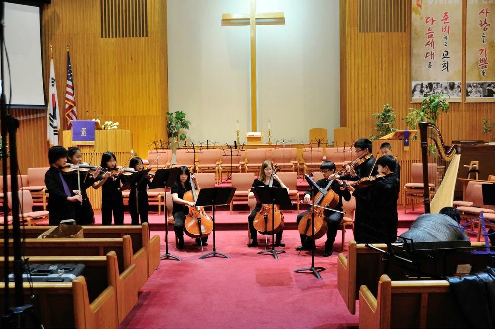"""String Ensemble """"Haydn Echo"""""""