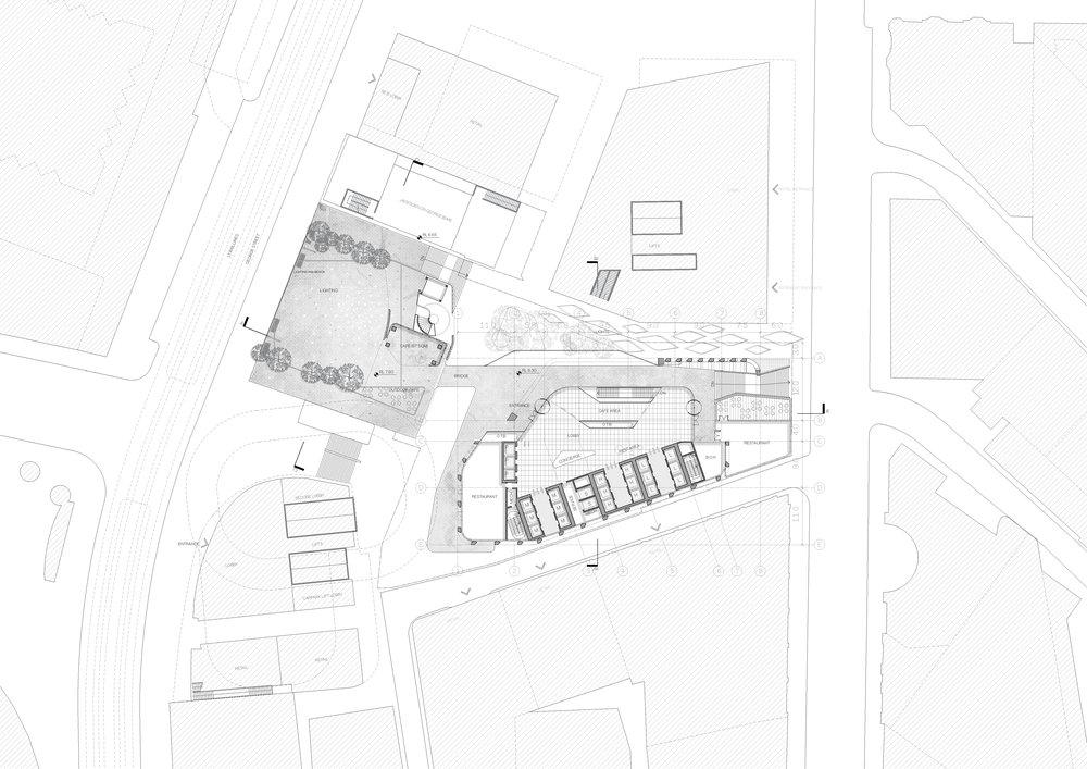 george street level plan