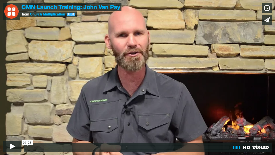 John Van Pay discusses 6 questions church planters need to ask themselves