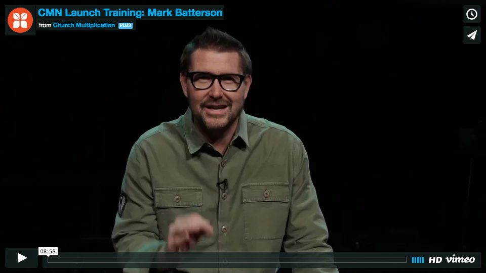 Mark Batterson discusses methods for building spiritual community