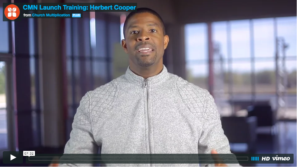 Herbert Cooper discusses the importance of a God-given vision