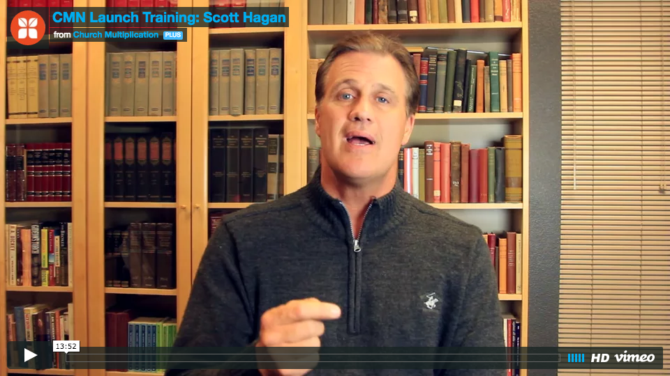 Scott Hagan discusses principles of self-leadership