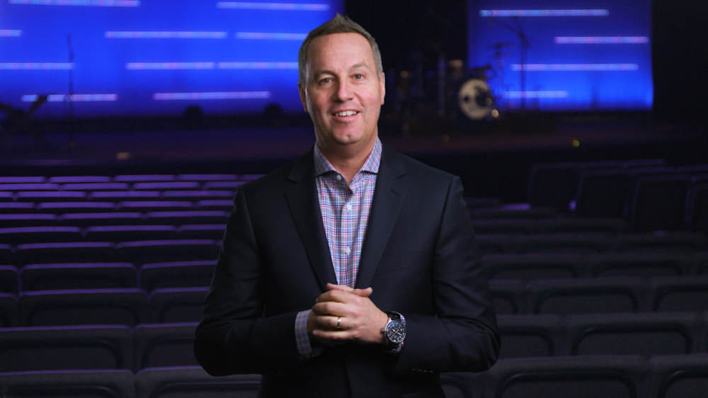 Rob Ketterling discusses ways to encourage generosity in your ministry