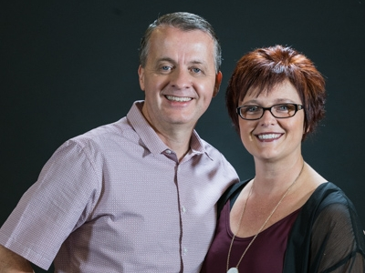 Troy and Jana Jones - Lead Pastors at New Life Church