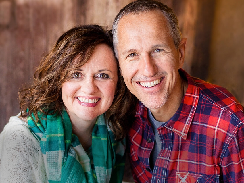 John and Debbie Lindell - Lead Pastors at James River Church