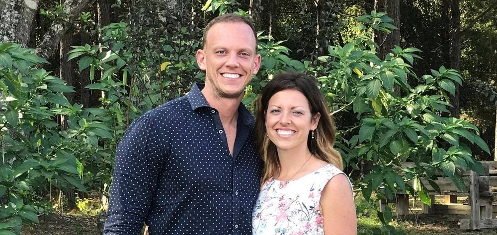 Aaron and Katie Burke - Lead Pastors at Radiant Church