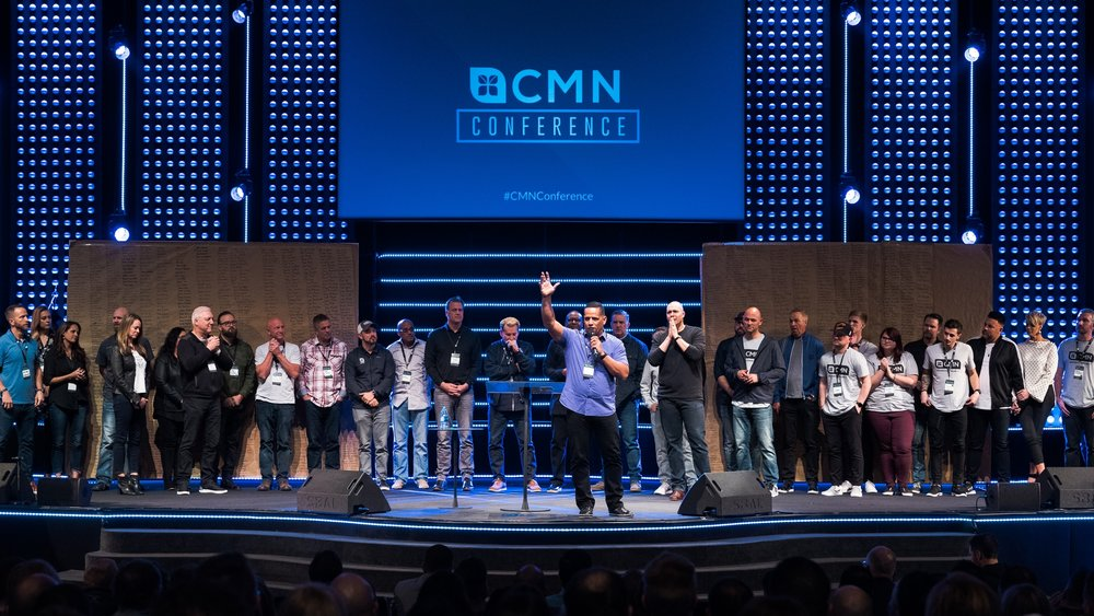 """Last year's CMN Conference was attended by roughly 1,200 people at Calvary Church in Dallas, TX. Feedback from the event was overwhelmingly positive, with attendees citing the """"family feel,"""" encouraging speakers, and excellence of the conference experience."""