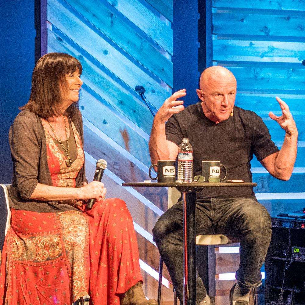 Mike and Teresa Quinn - Lead Pastors at NewBreak Church in San Diego, CA