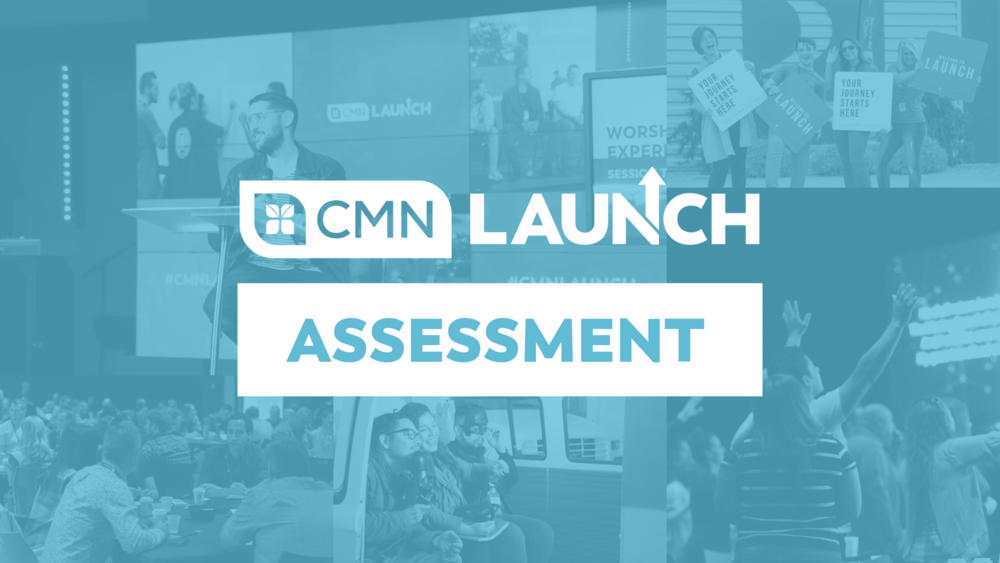 CMN Launch attendees will receive a separate link to take the CMN Launch Assessment for free. This link is for those wishing to take the assessment without attending CMN Launch.