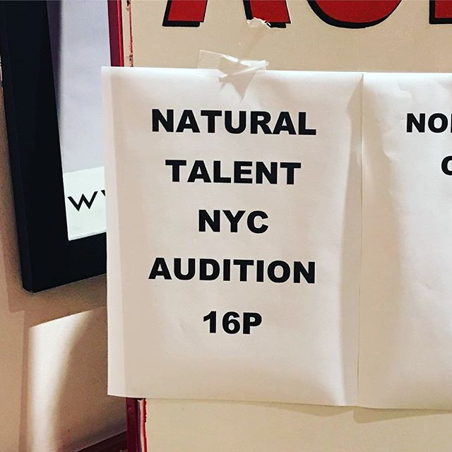 We're taking walk ins!! Stop by Ripley Grier 520 8th ave (Studio 16F) before 4pm. Bring your headshot/resume,  a natural foods product that you LOVE, and pitch it to us. #performyourproduct