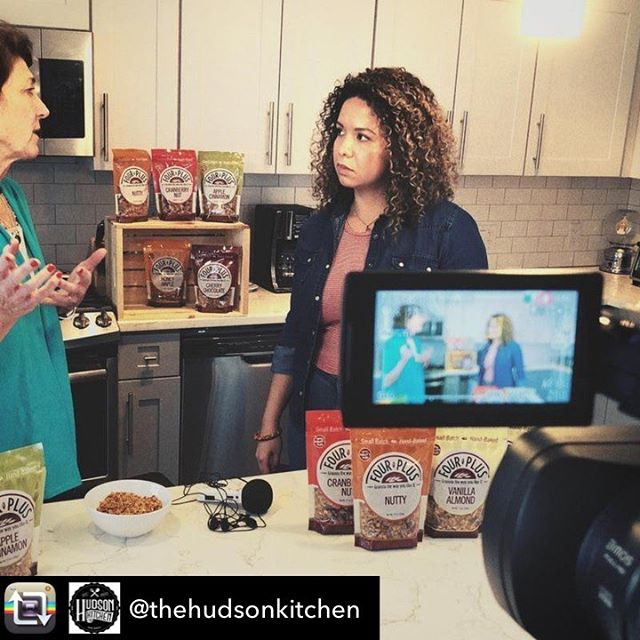 """""""Know your 'why' because it will constantly be challenged."""" . Check out our Founder/Boss Lady, Lori Tishfield, in this awesome interview with @thehudsonkitchen. Thank you for the opportunity to share our story! 🙏"""