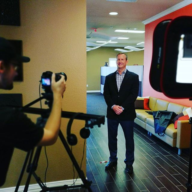 A behind the scenes sneak peak at our new company video! Working with the awesome Envirron Productions so be on the lookout soon.