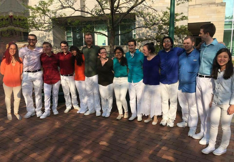 IU Steel Drumming Ensemble
