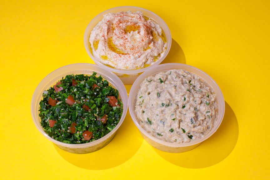 The Halal Guys - Side Dishes