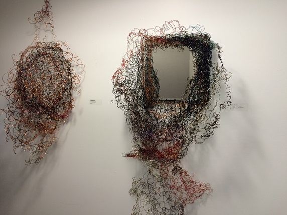 "Local Multimedia Artist Dawna Davis' ""Smoke and Mirrors"""