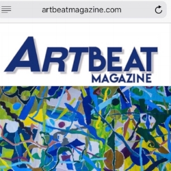 December 1, 2017 Feature Article on Artbeatmagazine.com
