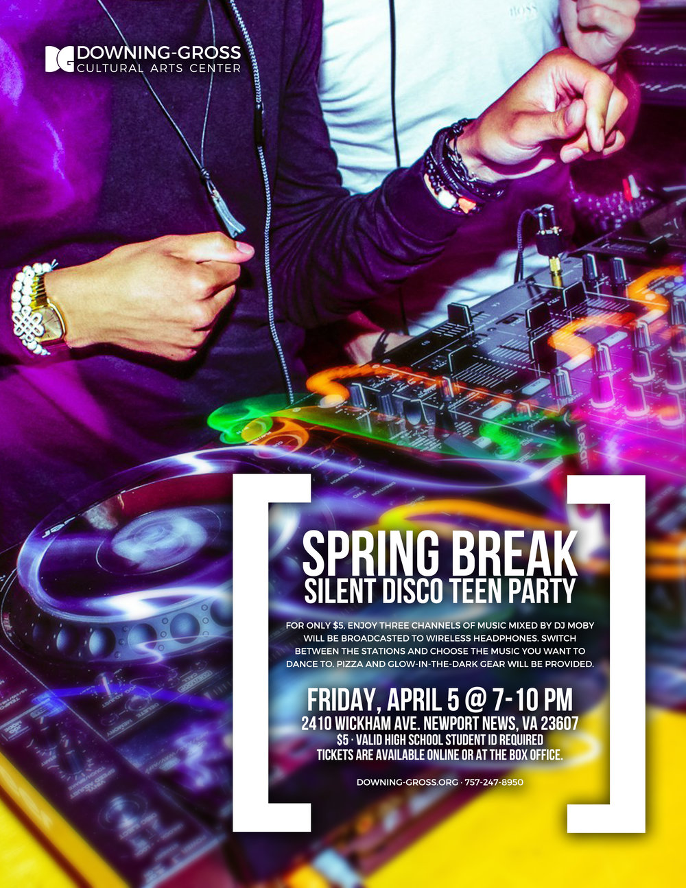 Teen Party Flyer.jpg