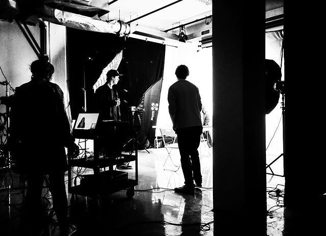 BW BTS of yesterday 🎬🎥 #studio #productionlife #onset 📷 @bozoprodaksn