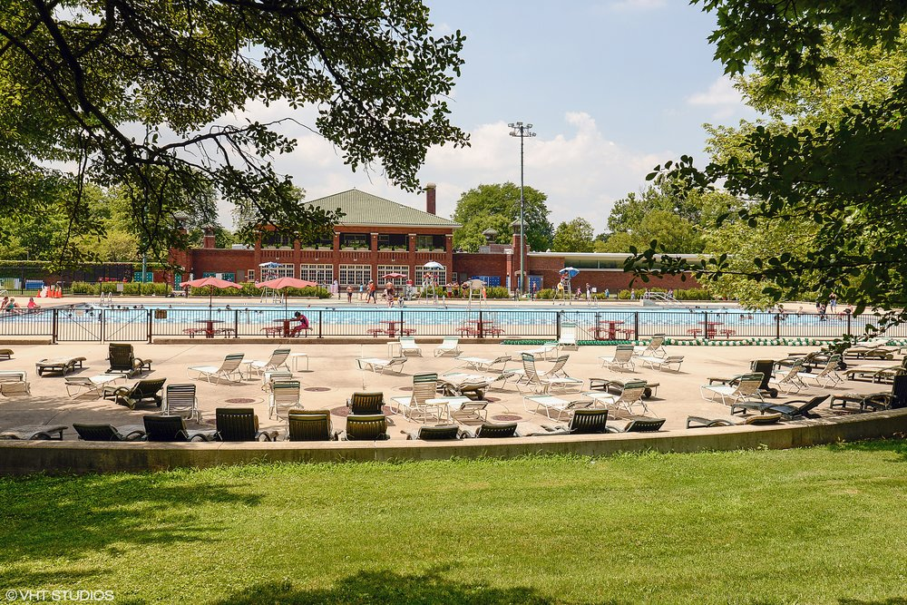 Portage Park Pool