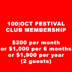 All 100|OCT Festivals - 2017