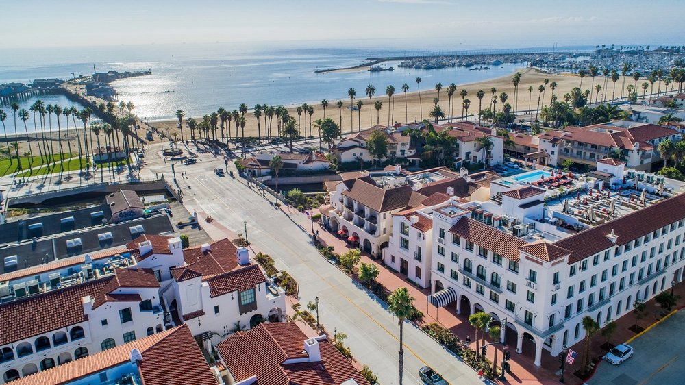 Santa Barbara  is the luxury destination for our 100|OCT Experience 2018