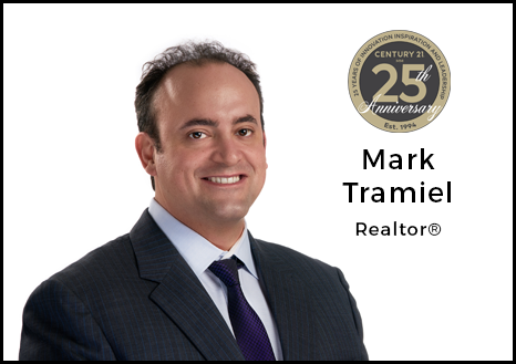 Contact  Mark Tramiel  for all your real estate needs and tell him 100|OCT sent you!