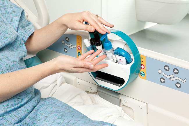 Introducing Fitsi   The Patient Hand Hygiene Solution   Watch Video