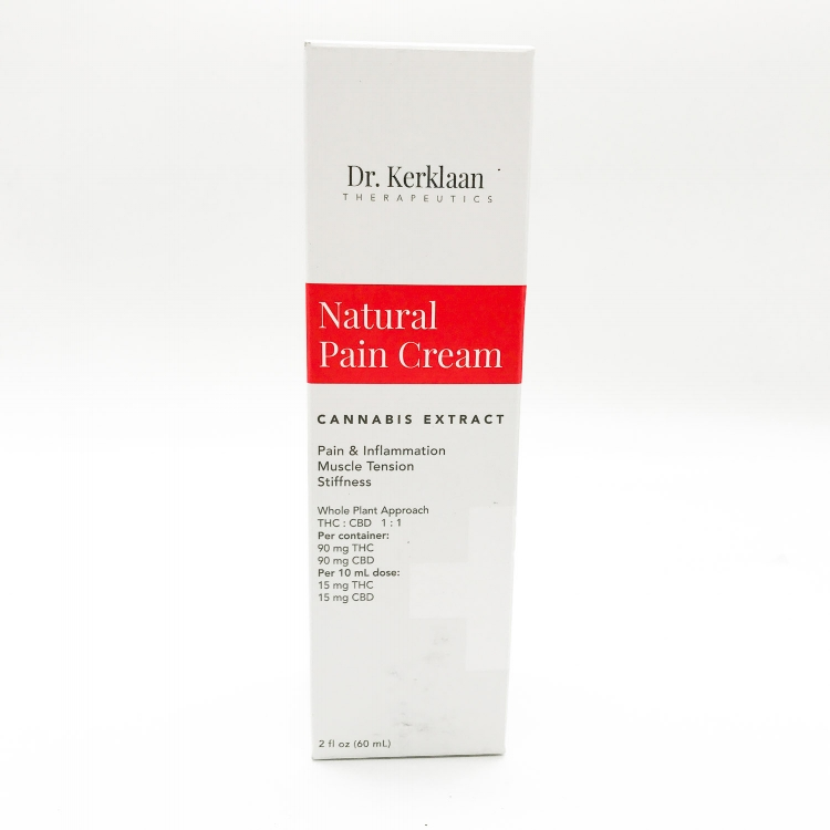 Dr. Kerklaan's line of products are a hit at Caliva.