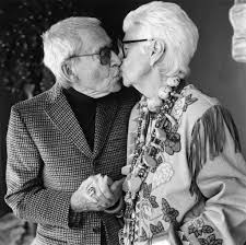 Iris and Carl Apfel