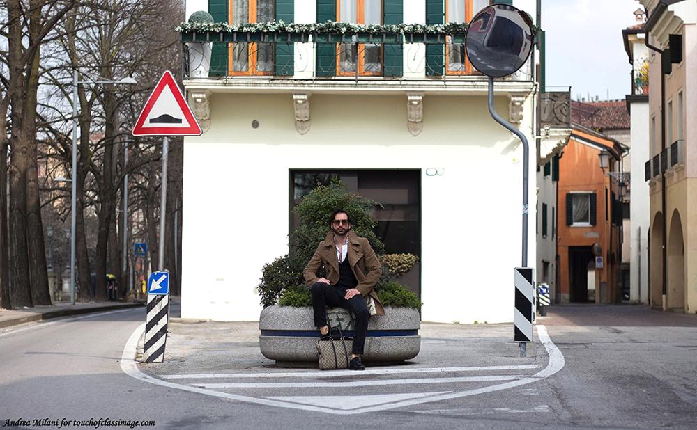 The crossroad (il bivio)