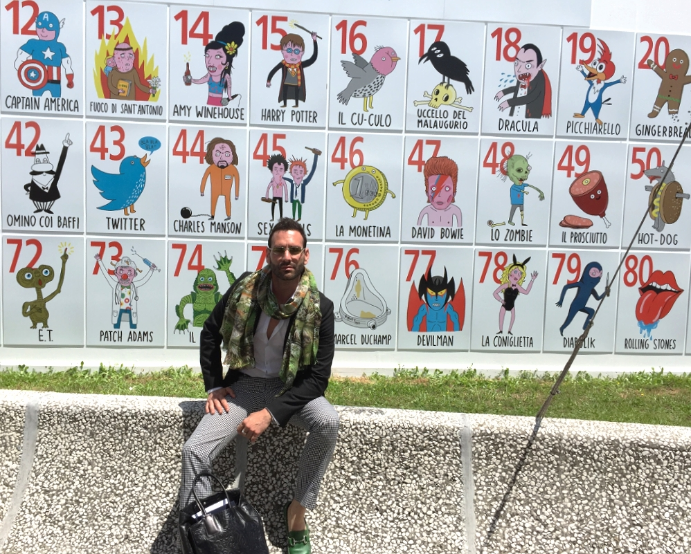 Pitti 90 Luckynumbers