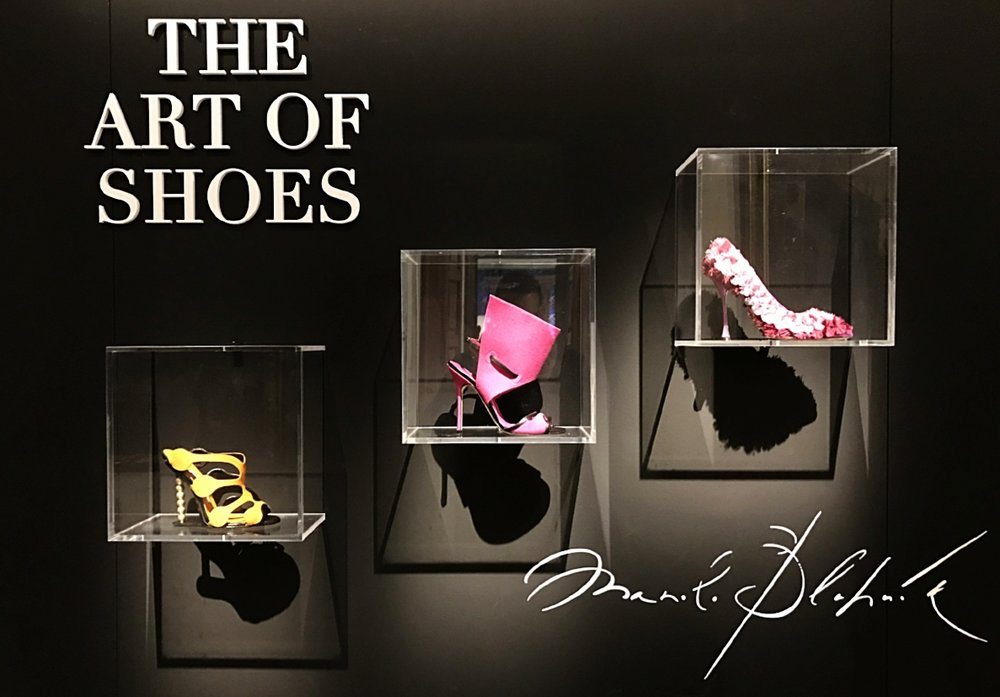 Manolo Blahník The Art Of Shoes