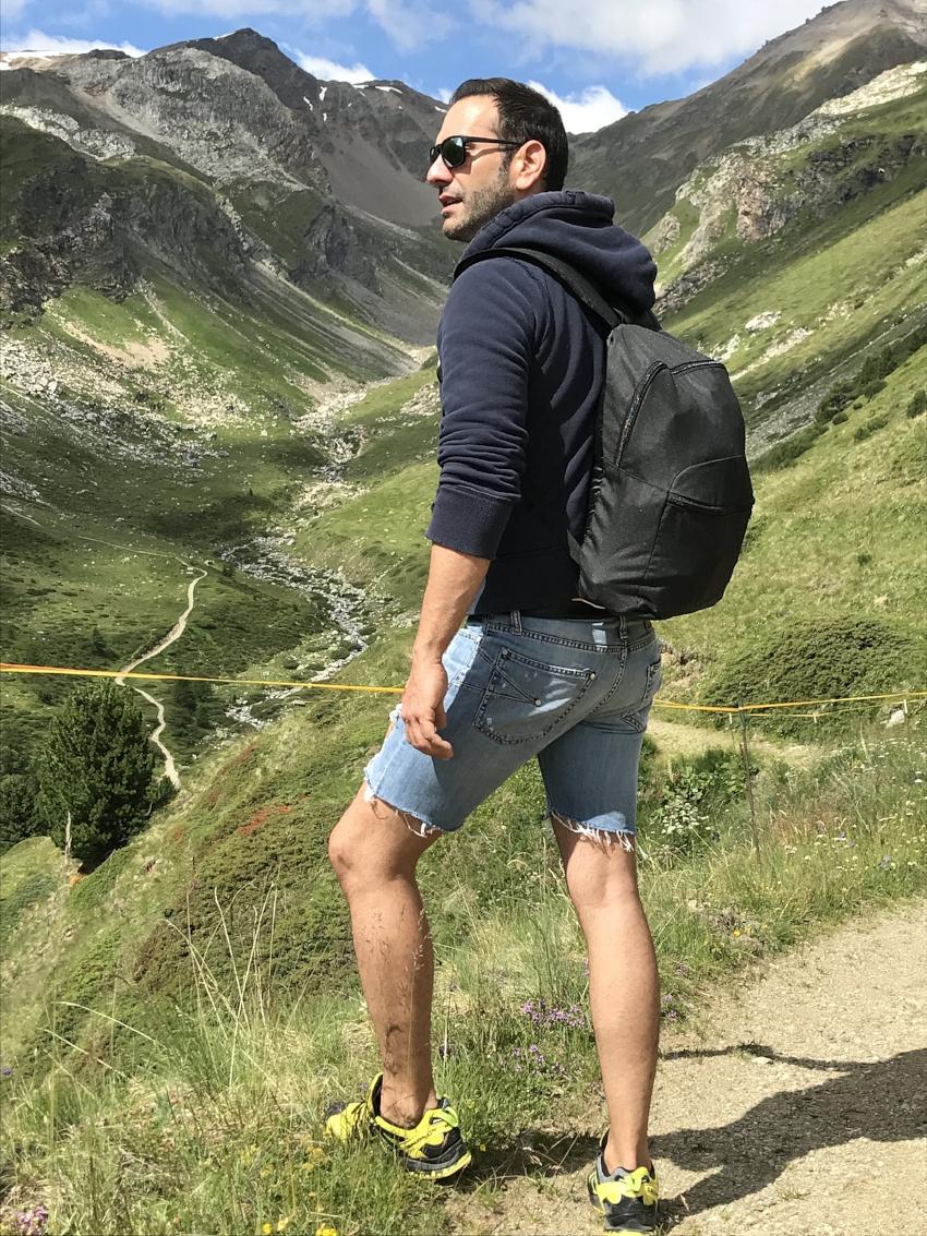 Stefano Zulian Montagna Livigno