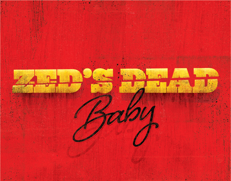 Zed S Dead Baby Boxing Bear Print Co