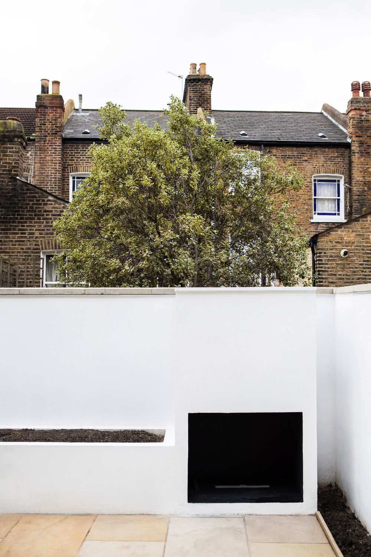 Serena House, Garden