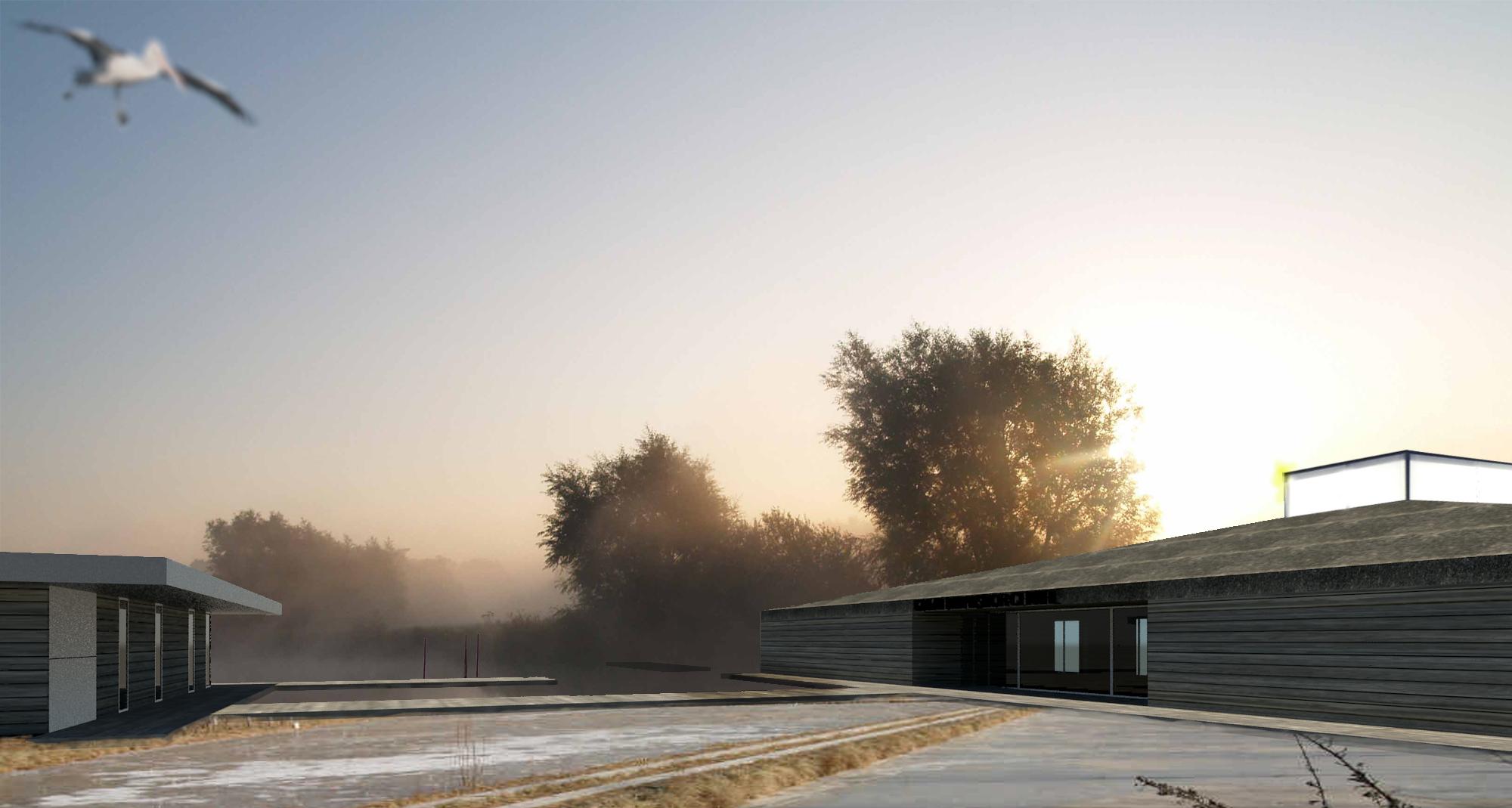 Great Fen Visitor Center
