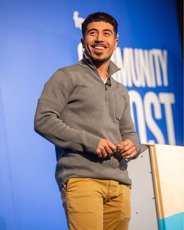 Always good to be home. Much love to @facebook for flying me back to Baltimore to speak to the folks using our products to grow their companies and invest in our communities. Thank you to the community members who spend every day bringing value to the city that made me who I am. #Baltimore #Facebook #InvestInYourCommunity #CommunityBoost