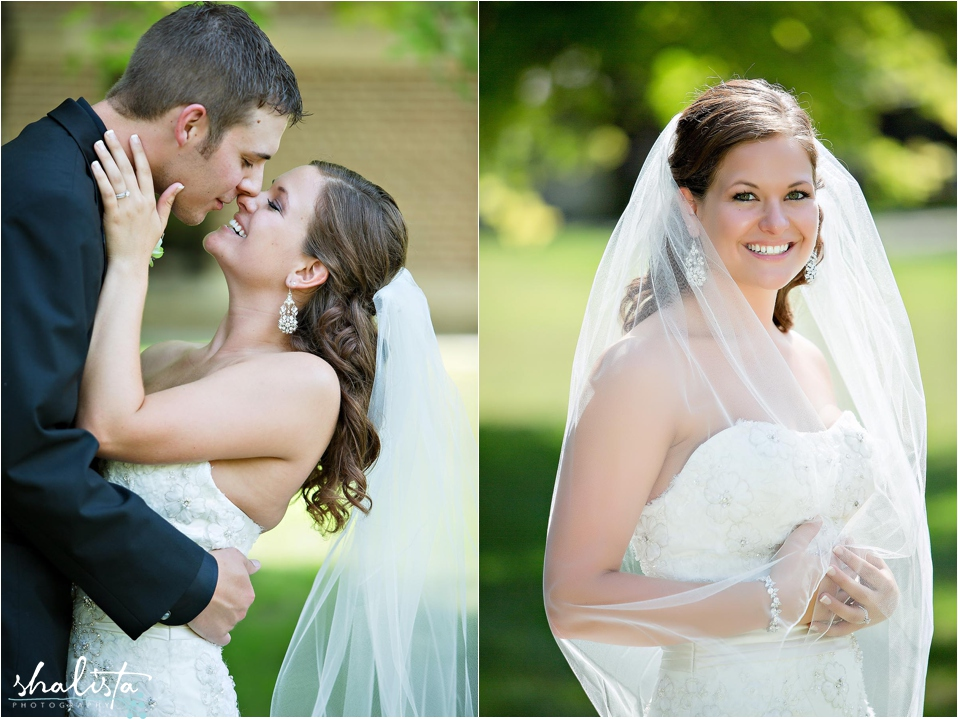 Wilmar Wedding Couple Kissing