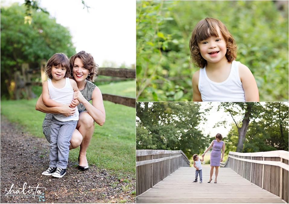 Sertoma Park Family Portraits